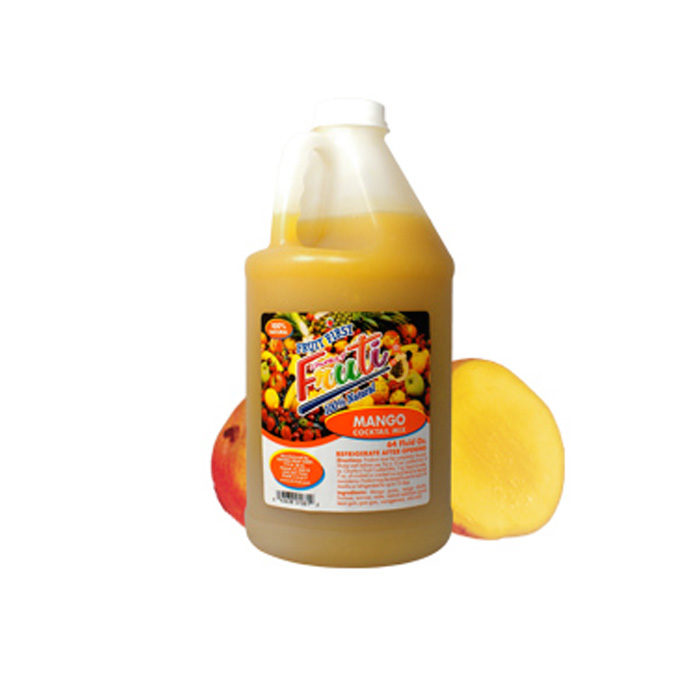 Chunks O'Fruti All Natural Mango 6 x 64oz