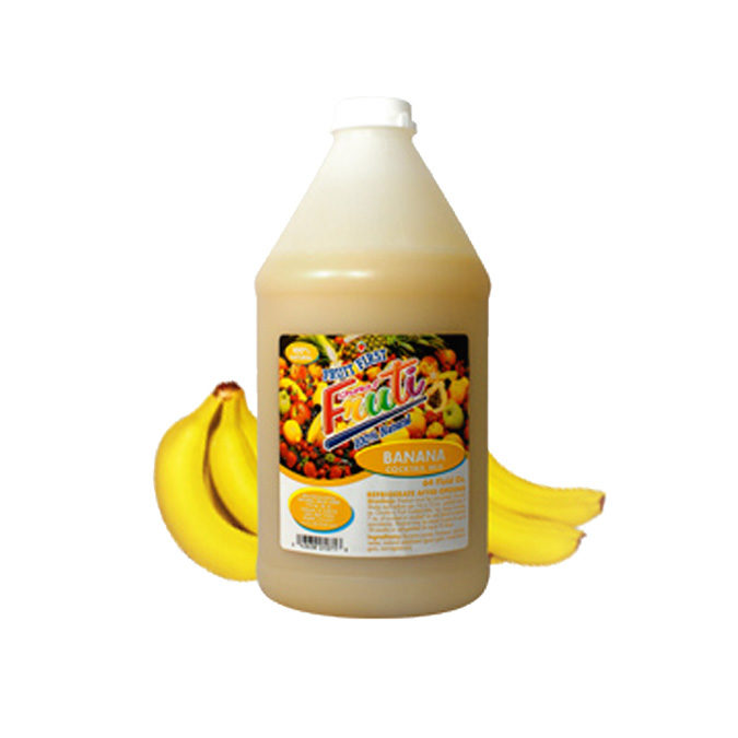 Chunks O'Fruti banana-drink-mix