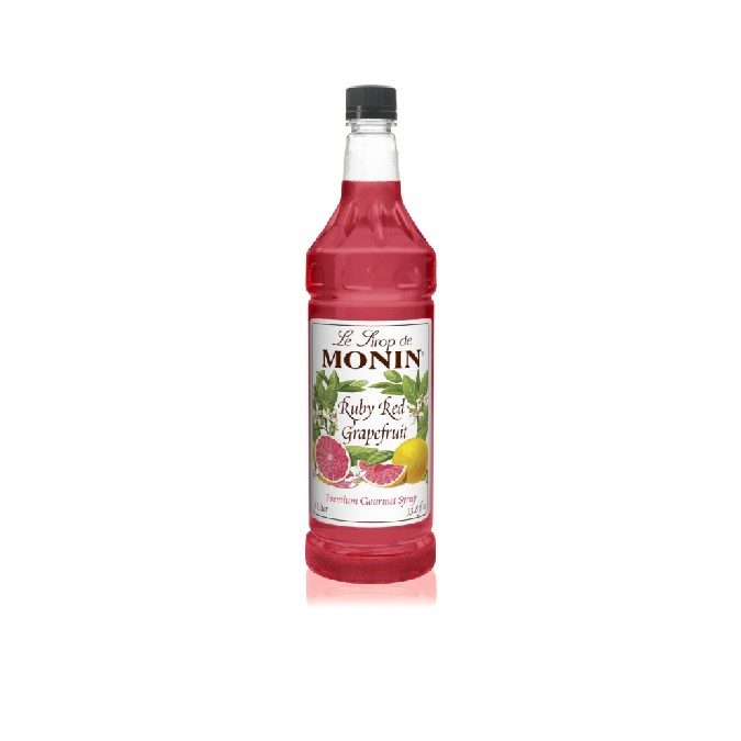Monin Ruby Red Grapefruit Syrup