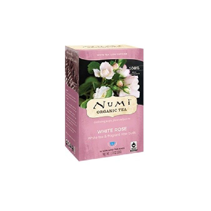 Numi Organic White Rose