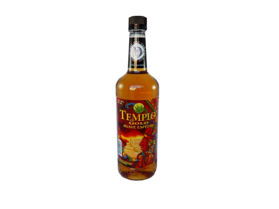 Templo gold wine based tequila
