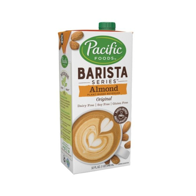 Pacific Barista Almond