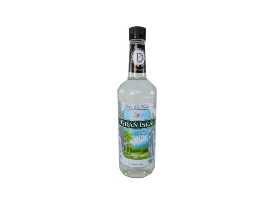 Gran Isla wine based white rum