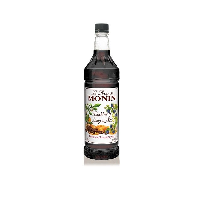Monin Blackberry Sangria Syrup