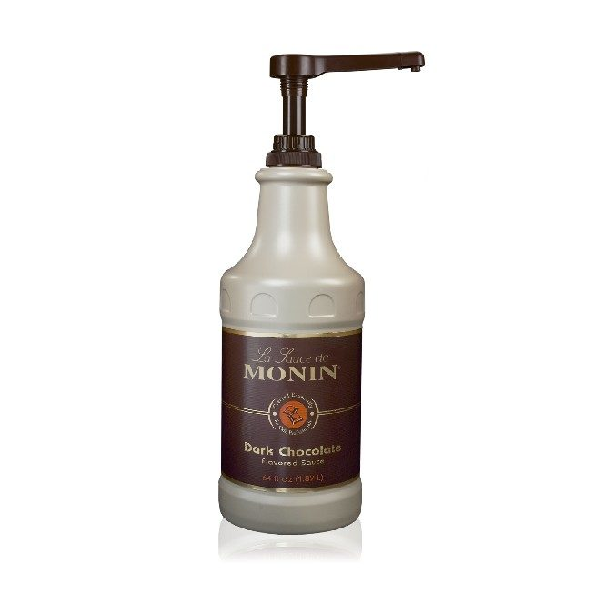 Monin Dark Chocolate Sauce (1)