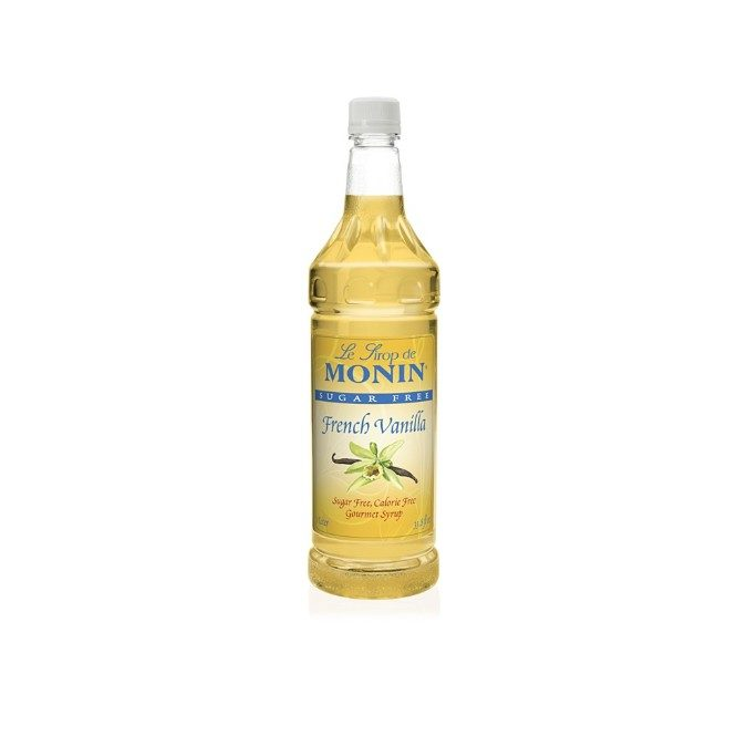 Monin Sugar Free French Vanilla