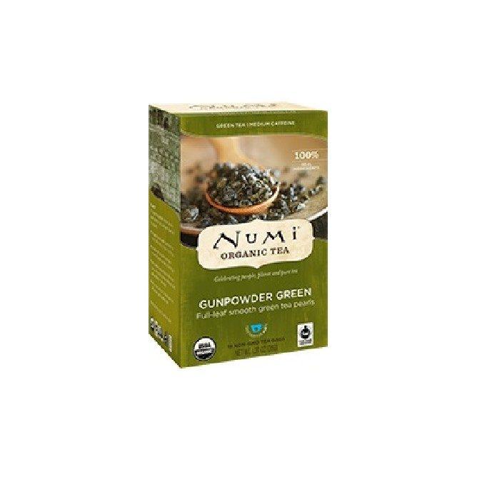 Numi Organic Gunpowder Green