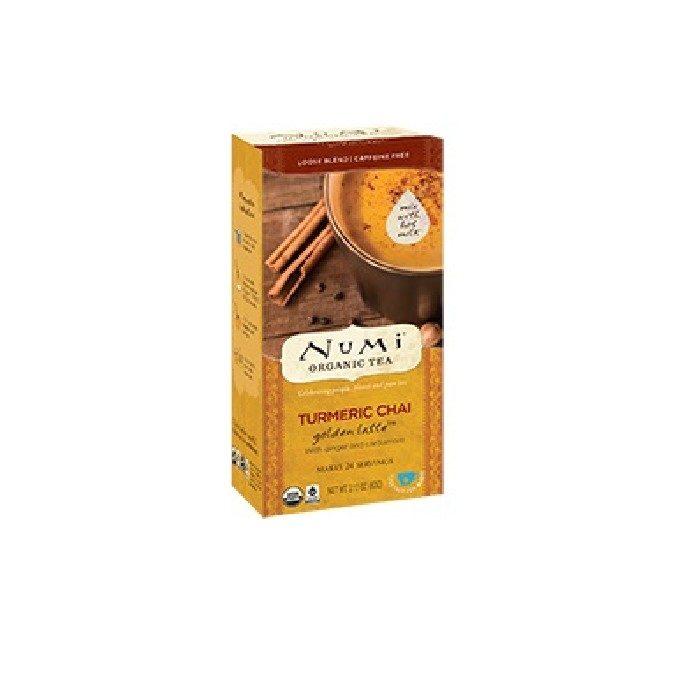 Numi Organic Turmeric Chai