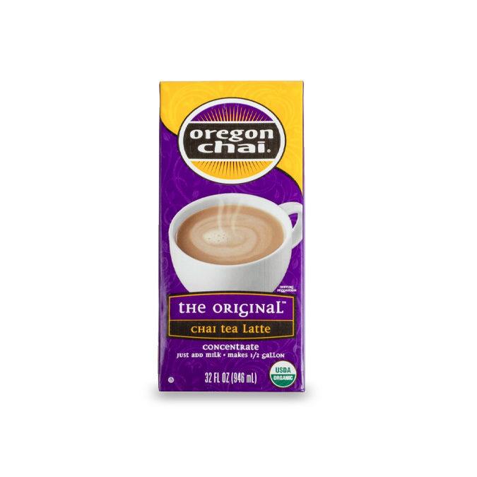 Oregon Chai Original Organic 6 X 32 OZ
