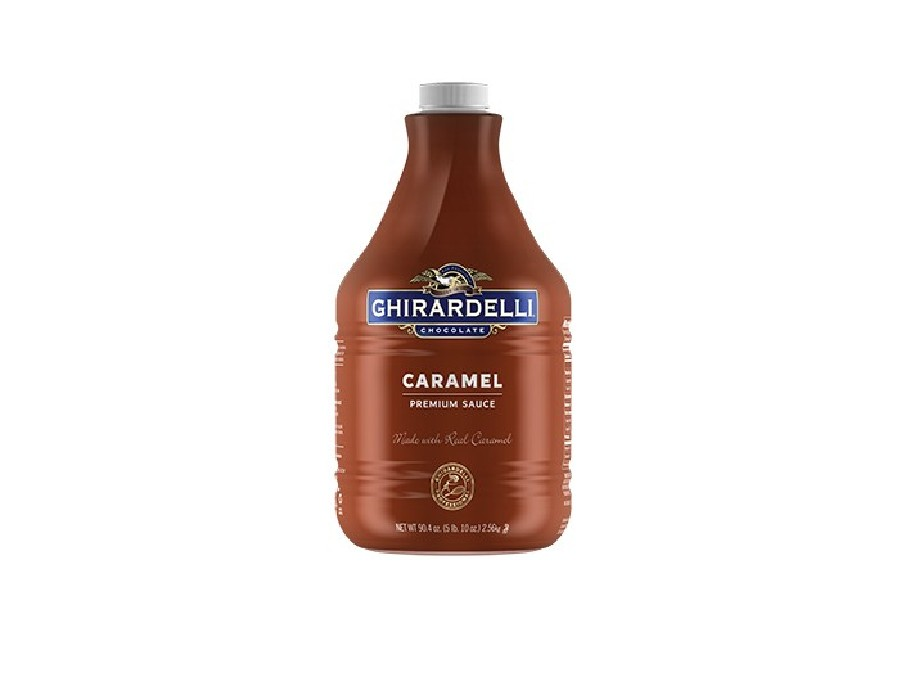 Ghirardelli Caramel Sauce (1)
