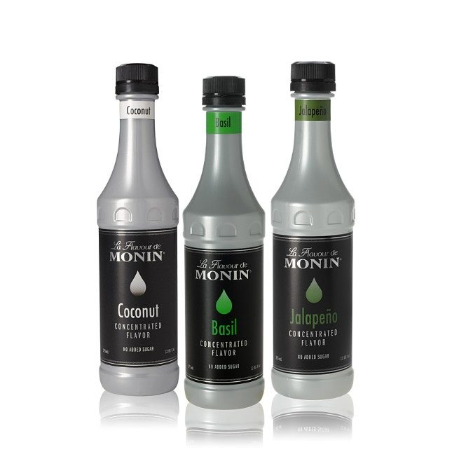 Monin Concentrated Flavors