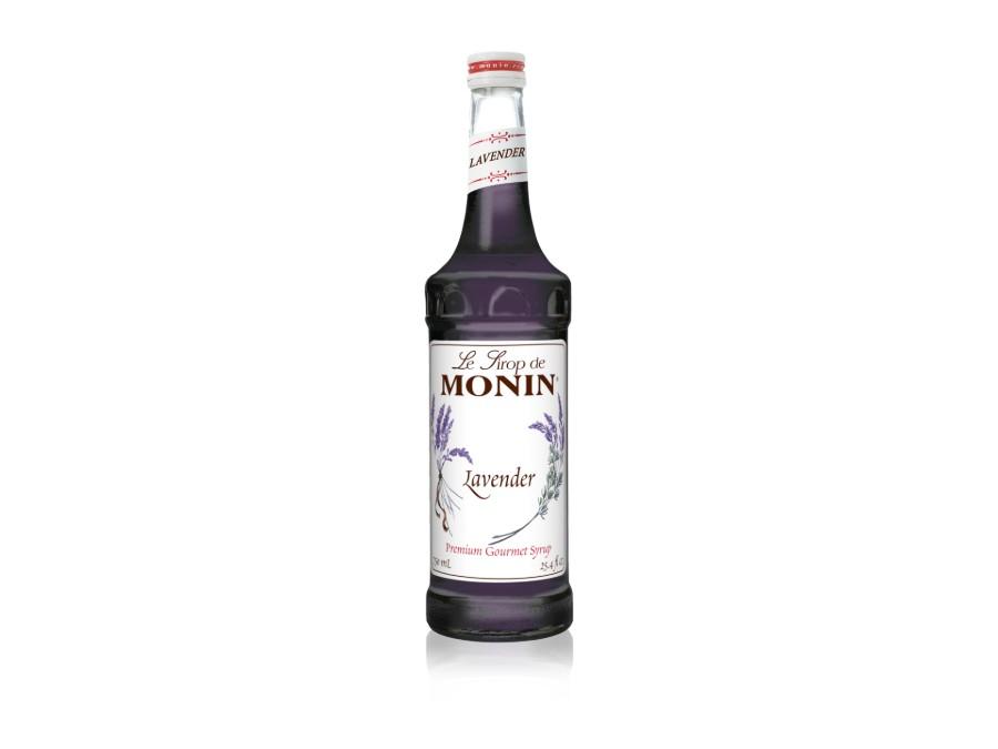 Monin Lavender Label