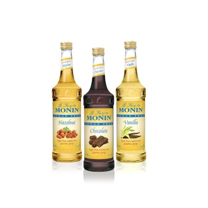 Monin Sugar Free Syrup