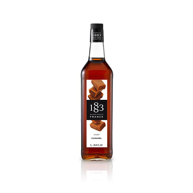 1883 Caramel Syrup