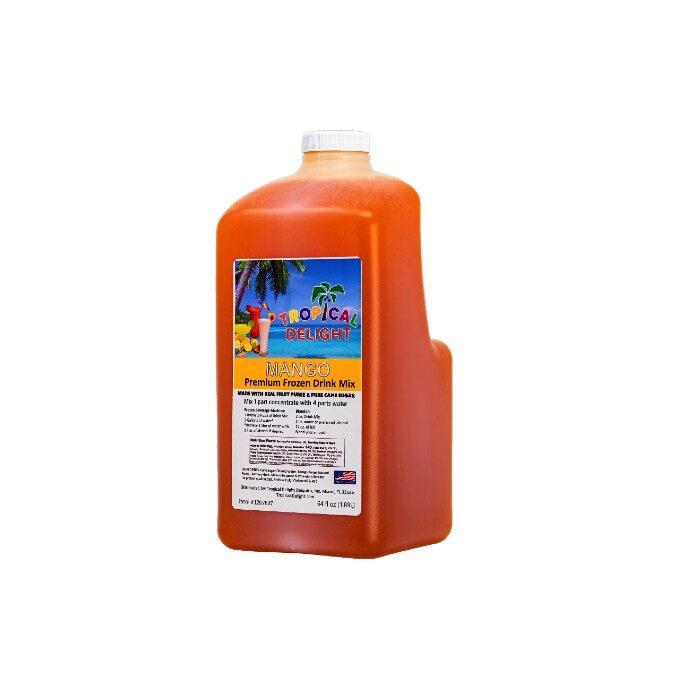 Tropical Delight Mango Drink Mix