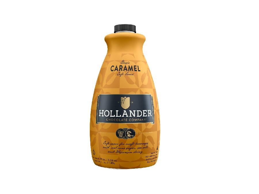 Hollander Caramel Sauce