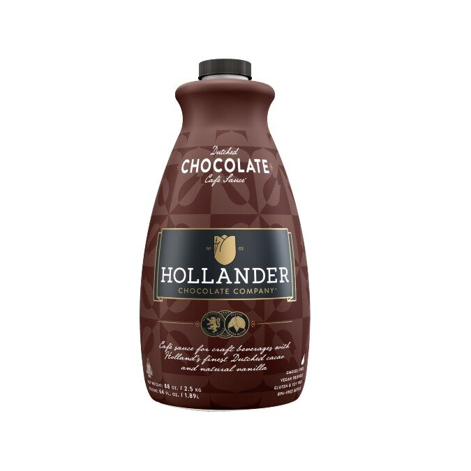 Hollander Dutched Chocolate
