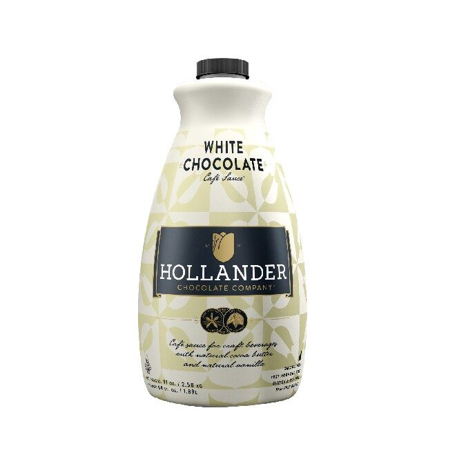 Hollander White Chocolate Sauce