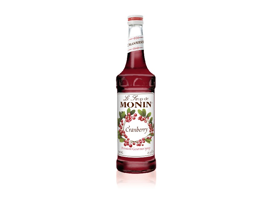 Monin Cranberry Syrup
