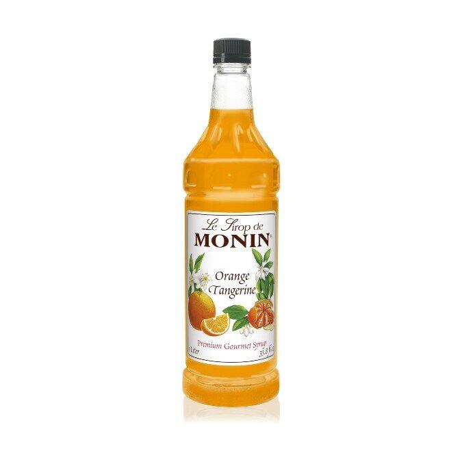 Monin Orange Tangerine Syrup